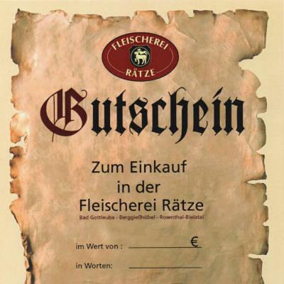 Geschenkgutscheine-Gutschein-Fleischerei-Raetze-Partyservice-Catering