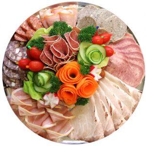 Wurstplatte-Fleischerei-Raetze-Partyservice-Catering